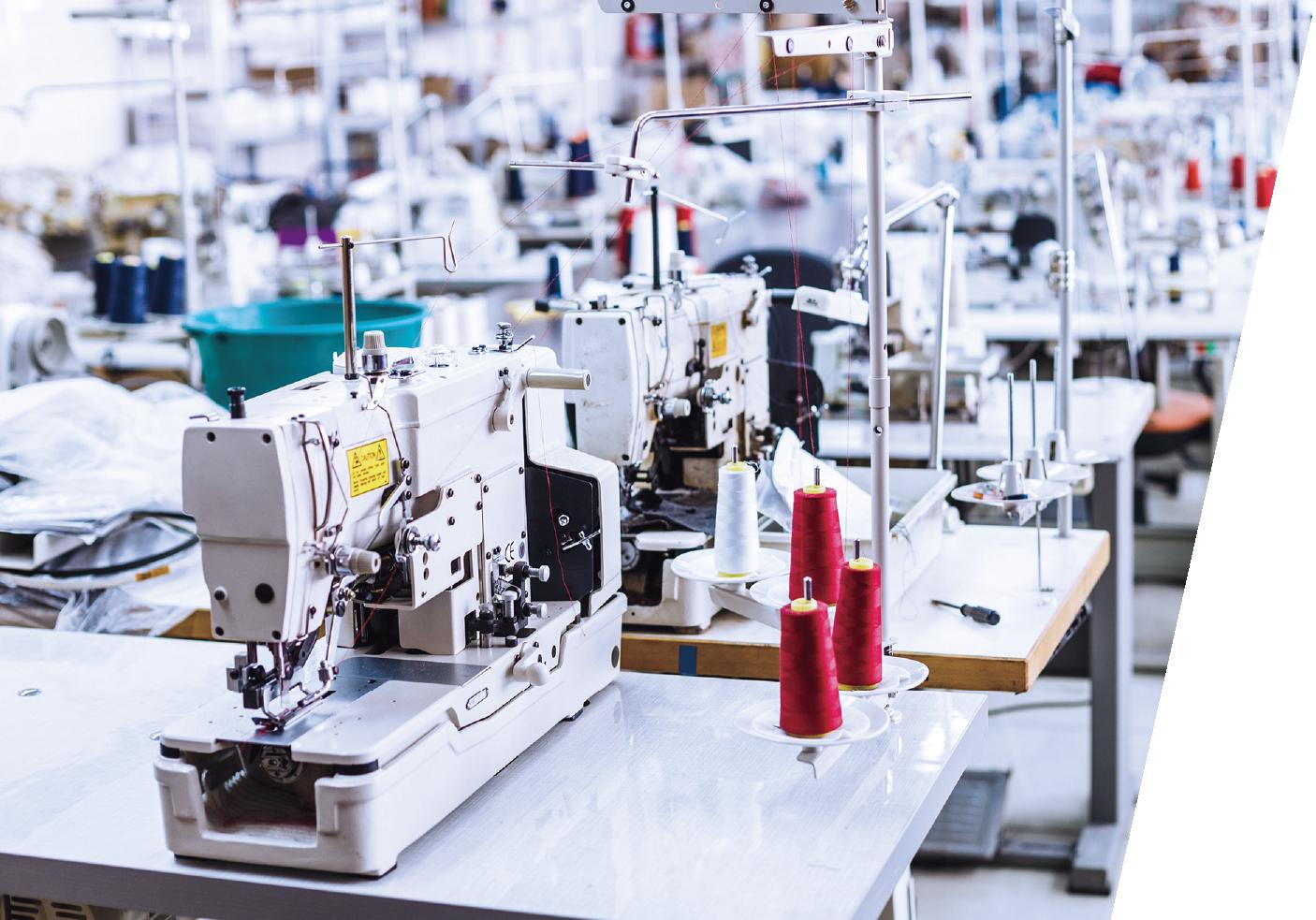 ベトナム自社縫製工場